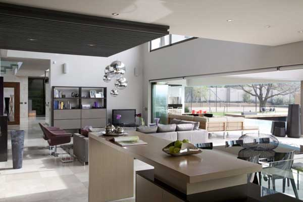 House in Bryanston 18 Incredible Residence with Unequalled Architectural Details