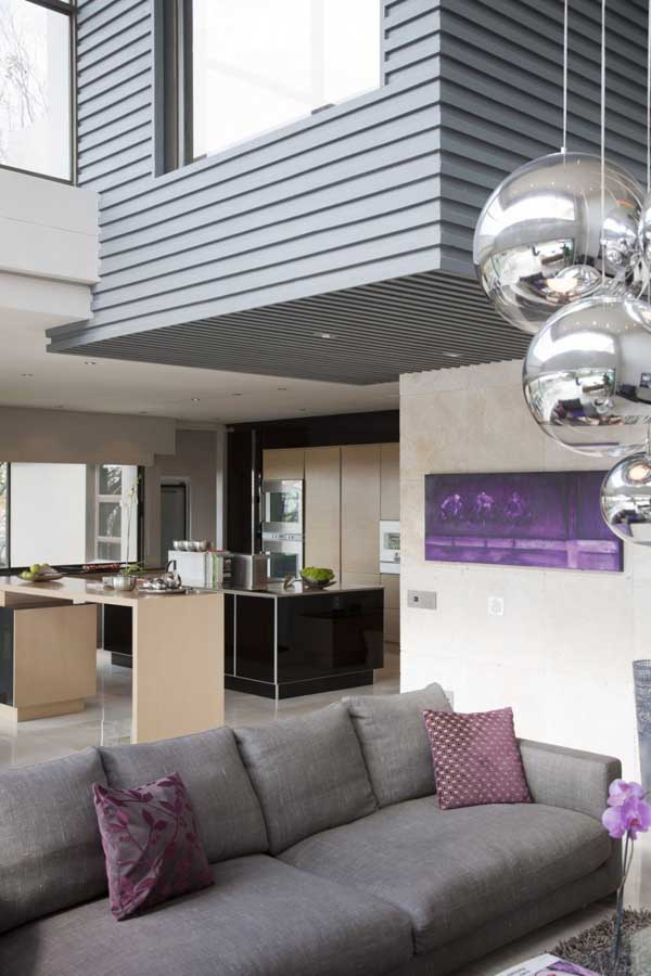 House in Bryanston 19 Incredible Residence with Unequalled Architectural Details
