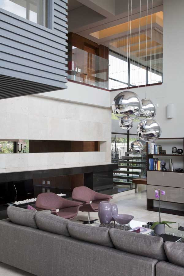 House in Bryanston 20 Incredible Residence with Unequalled Architectural Details