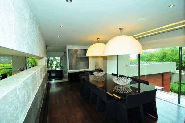 House in Bryanston 22 Incredible Residence with Unequalled Architectural Details
