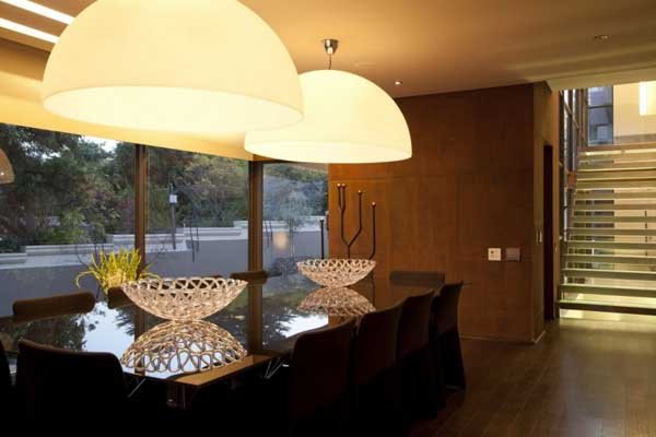 House in Bryanston 23 Incredible Residence with Unequalled Architectural Details