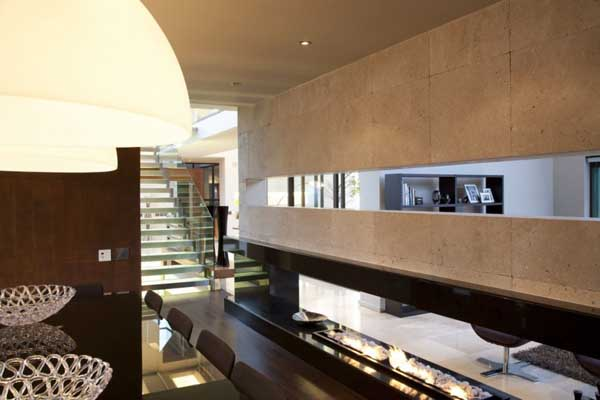 House in Bryanston 24 Incredible Residence with Unequalled Architectural Details