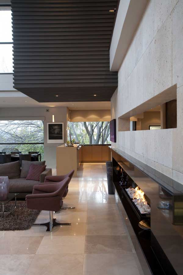 House in Bryanston 25 Incredible Residence with Unequalled Architectural Details