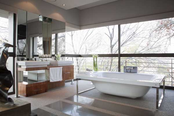 House in Bryanston 29 Incredible Residence with Unequalled Architectural Details