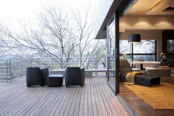 House in Bryanston 30 Incredible Residence with Unequalled Architectural Details