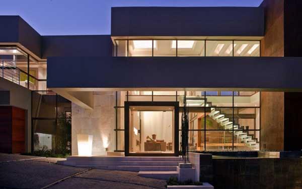 House in Bryanston 5 Incredible Residence with Unequalled Architectural Details