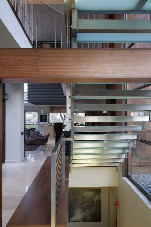 House in Bryanston 7 Incredible Residence with Unequalled Architectural Details