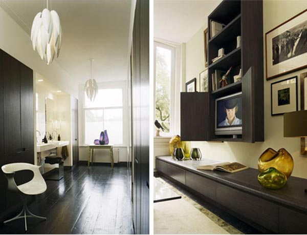 Kate Hume Townhouse In Amsterdam 8 Exceptional Bright Interior Design Inside An