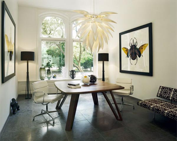 Kate Hume Townhouse In Amsterdam 4 Exceptional Bright Interior Design Inside An