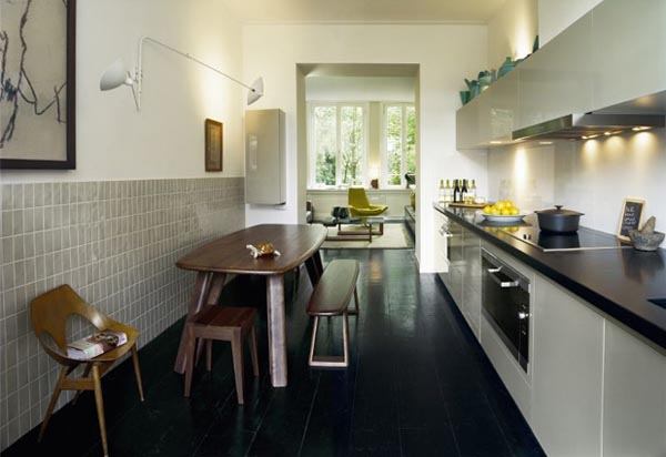 Kate Hume Townhouse In Amsterdam 5 Exceptional Bright Interior Design Inside An Amsterdam Townhouse