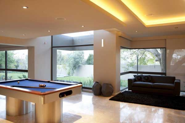 House in Bryanston 35 Incredible Residence with Unequalled Architectural Details
