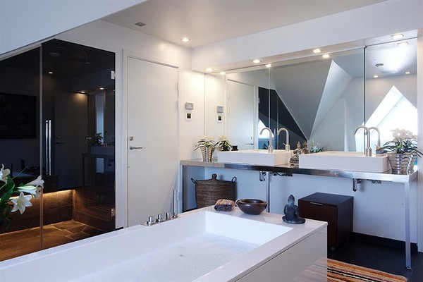 image 0123 Contemporary Apartment with an Original Design Approach in Stockholm