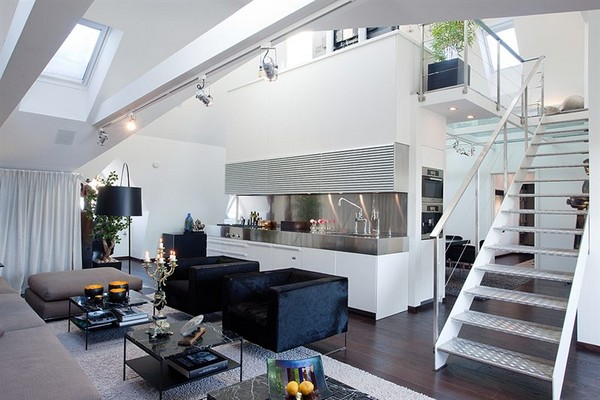 image 0182 Contemporary Apartment with an Original Design Approach in Stockholm