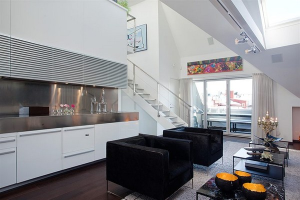 image 0202 Contemporary Apartment with an Original Design Approach in Stockholm