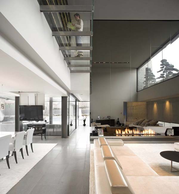 Open Box House by A cero 29 Inspired by Works of a Spanish Sculptor: A ceros Open Box House