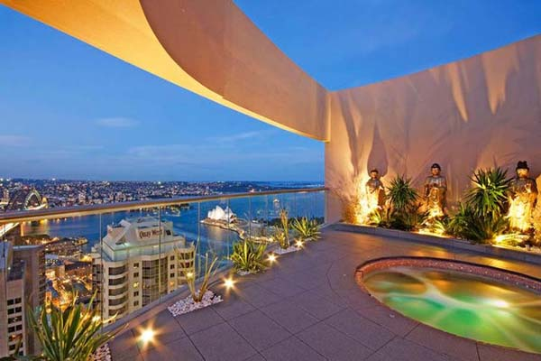 Luxury Penthouse In Sydney 8 Luxury in Every Detail: Extraordinary Penthouse Apartment in Sydney