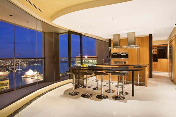 Luxury Penthouse In Sydney 10 Luxury in Every Detail: Extraordinary Penthouse Apartment in Sydney