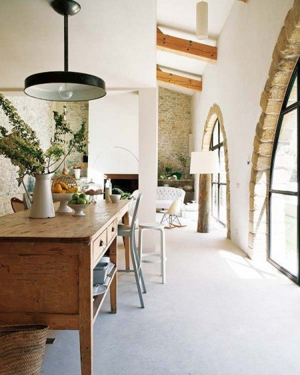 37 450x562 Old Mill Tranformed Into Contemporary Dream Home with Vintage Details