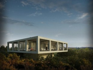 A Panoramic Lookout in the Rainforest: Solo House by Pezo
