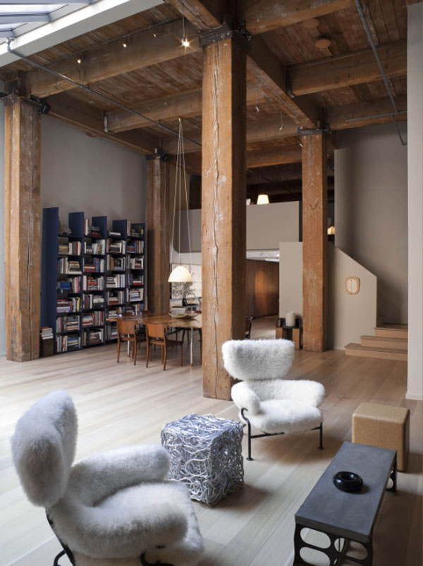 355 Bryant Street 2 Imposing Loft Design in San Francisco by Steven Volpe