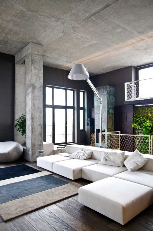 Ukrainian Apartment 2 Stunning Loft in Kiev