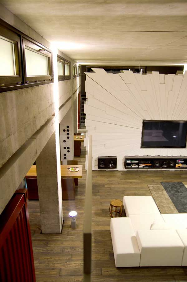 Ukrainian Apartment 21 Stunning Loft in Kiev