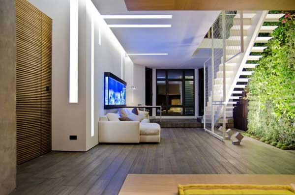Ukrainian Apartment 28 Stunning Loft in Kiev