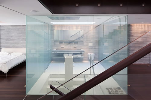 Beautiful Houses: 73rd Street Penthouse in NYC