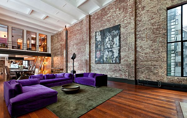 Contemporary soho residence with indoor pool loftenberg for Pool designs under 50 000