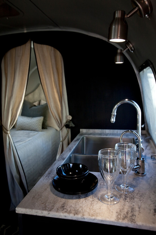 Airstream 12 XL Glamping in an Airstream