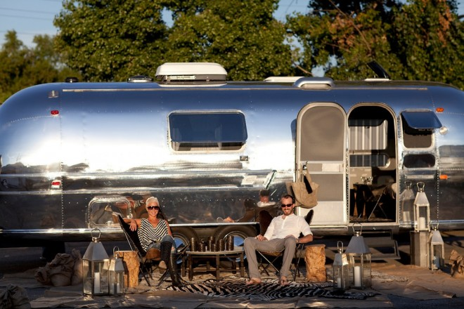 Airstream 4 XL 660x440 Glamping in an Airstream