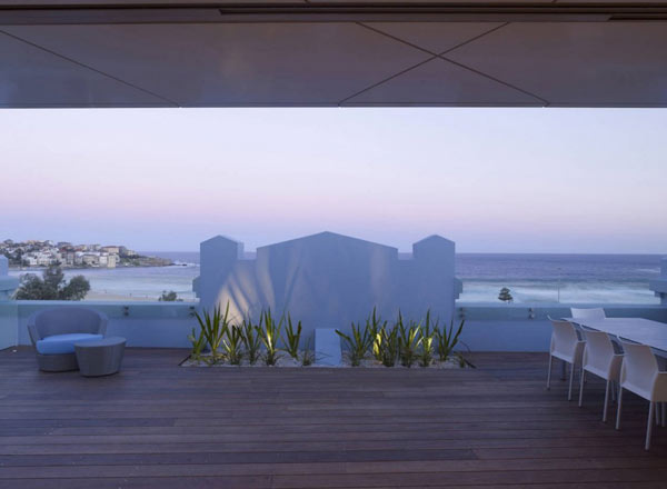 dreamy rooftop apartment overlooking bondi beach12 Bondi Beach Penthouse