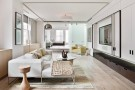 Warm, Comfy Midtown Minimalist interior by workshop/apd