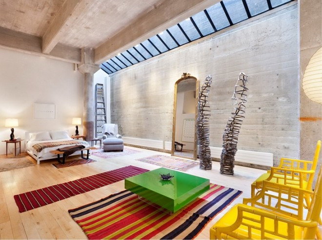 Loft in New York