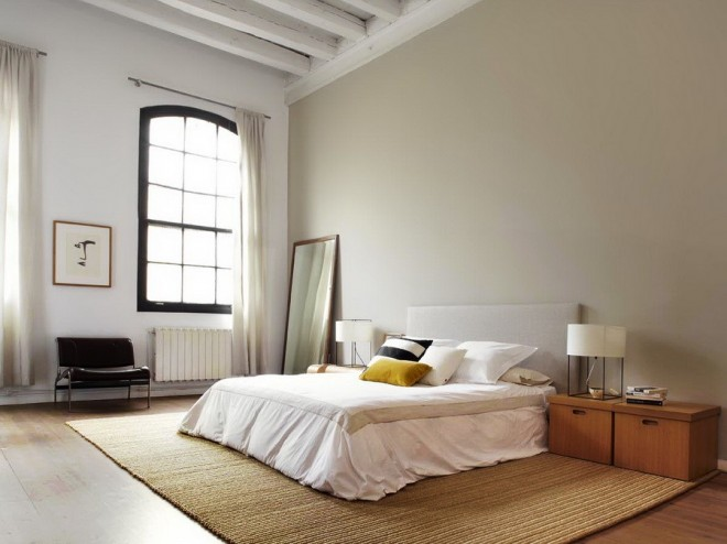 barcelone whita loft 11 660x494 White Loft in Barcelona