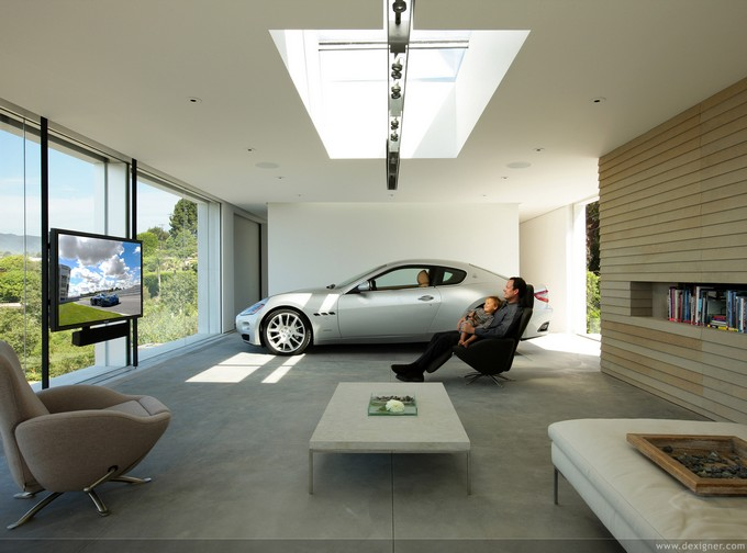 Dream Car Loft In LA Loftenberg
