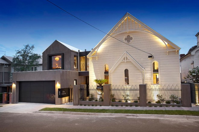 gal hudson a 660x439 Melbourne Church Conversion