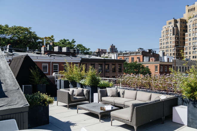 Bleecker Loft - roof terrace