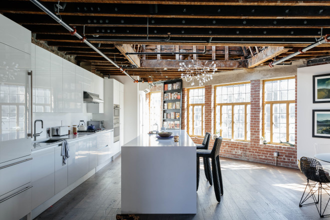 Bleecker Loft - kitchen - 2
