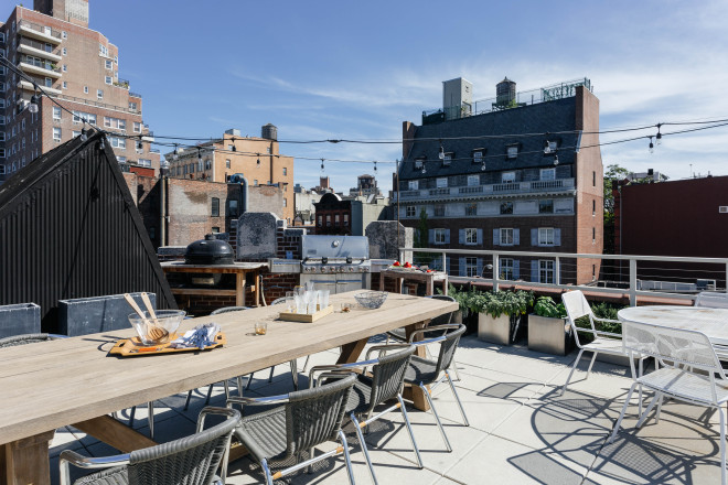 Bleecker Loft - roof terrace 2
