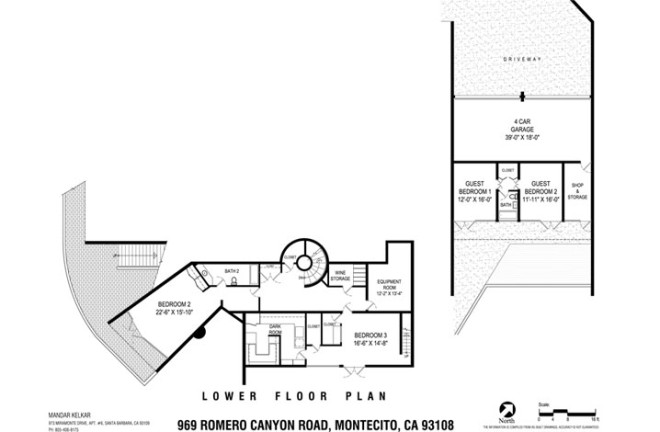 969RCR-LowerFloor-GarageGH-Plan