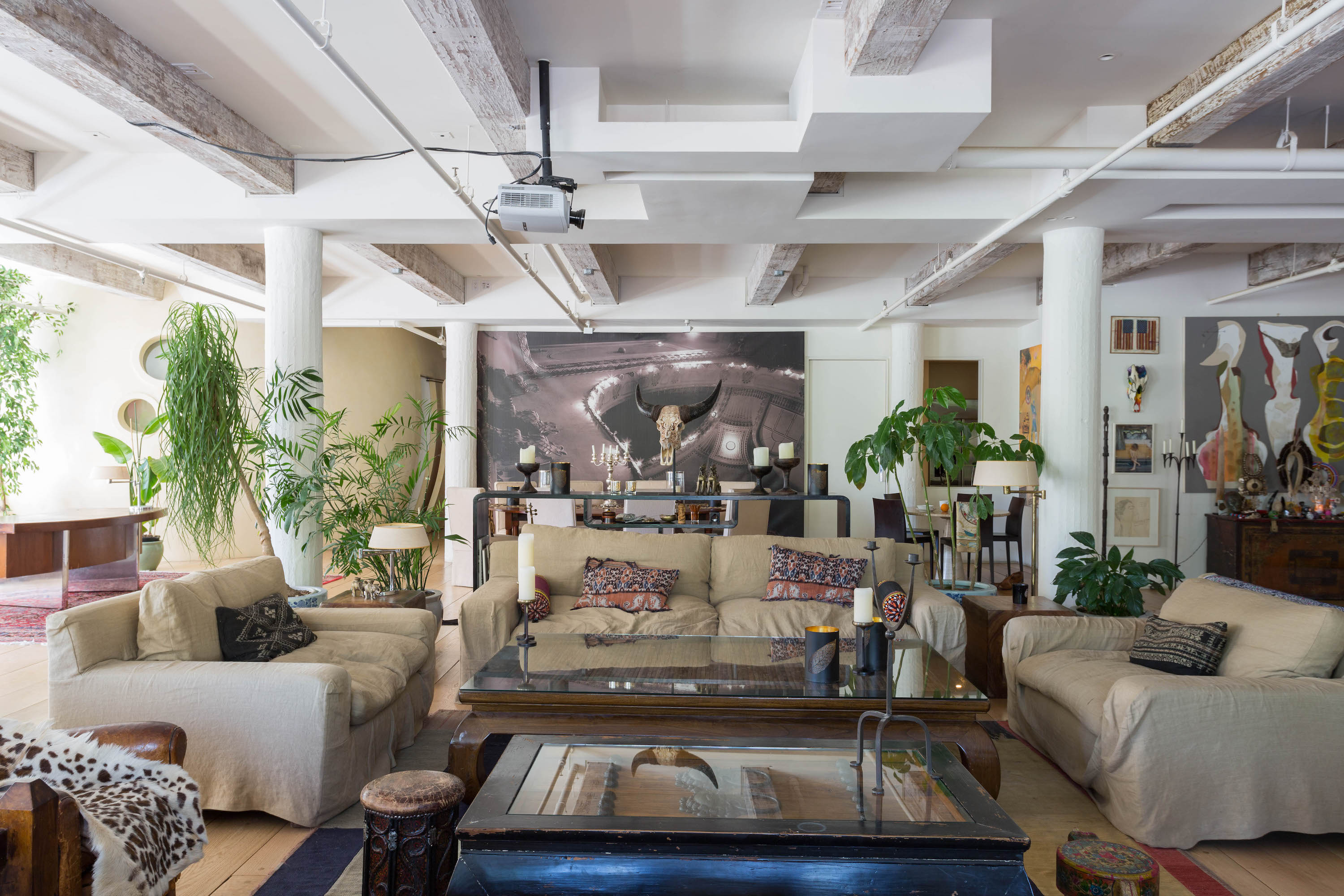 Loftenberg stunning interiors for Loft new york affitto